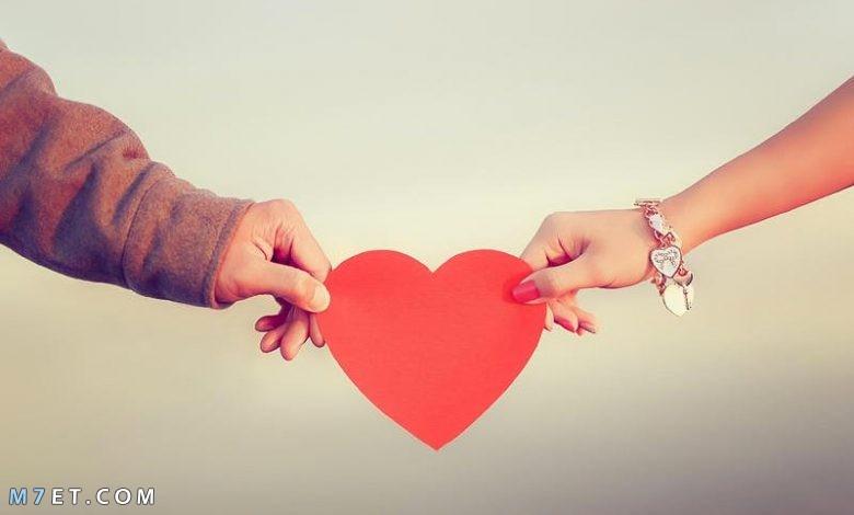 عبارات رومانسية جدا للحبيب
