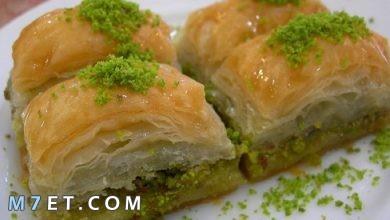 Photo of حلويات سورية مشهورة بالصور