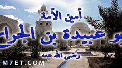 Photo of من هو الصحابي الجليل ابو عبيدة بن الجراح