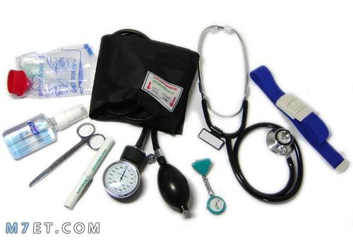 ما هي ادوات الطبيب بالتفصيل والغرض منها