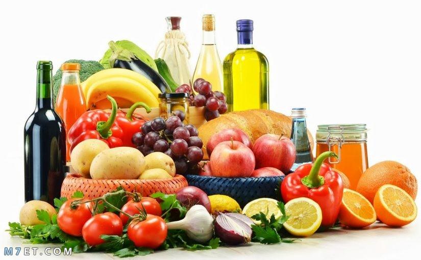 موضوع عن الصحة والغذاء
