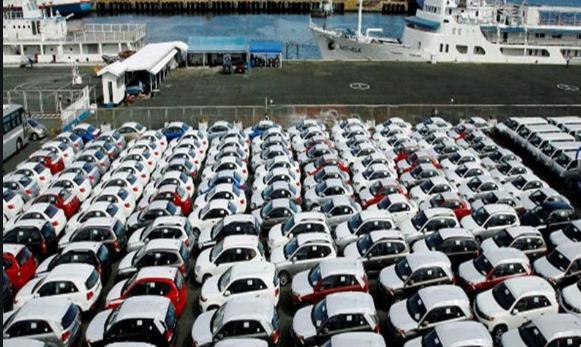 استيراد سيارات من امريكا الى السعودية