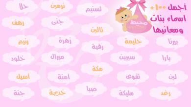 Photo of اسماء بنات جديدة 2021 ومعانيها ستجعلكِ مُغرمة بها