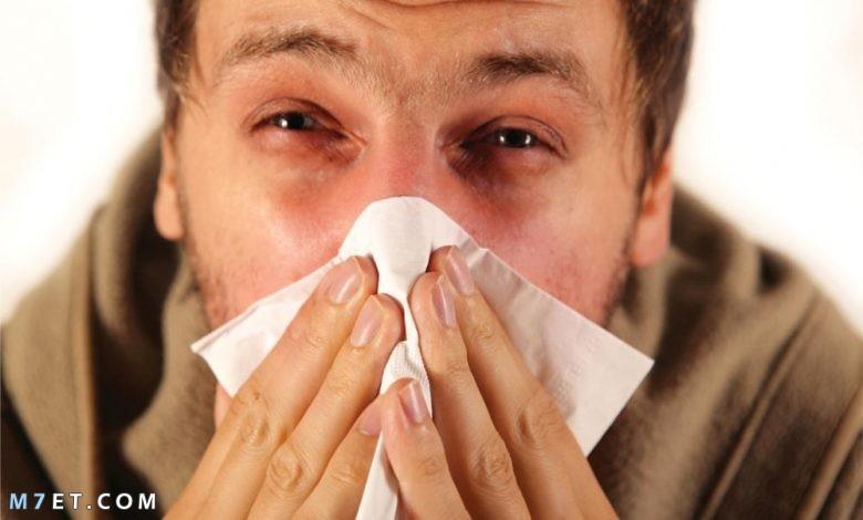 اعراض الانفلونزا