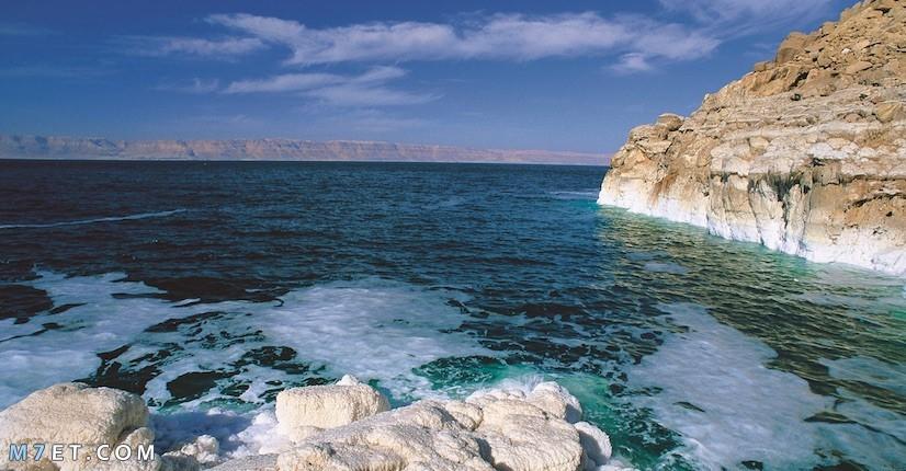 البحر الميت- الاردن