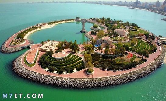 الجزيرة الخضراء- الكويت