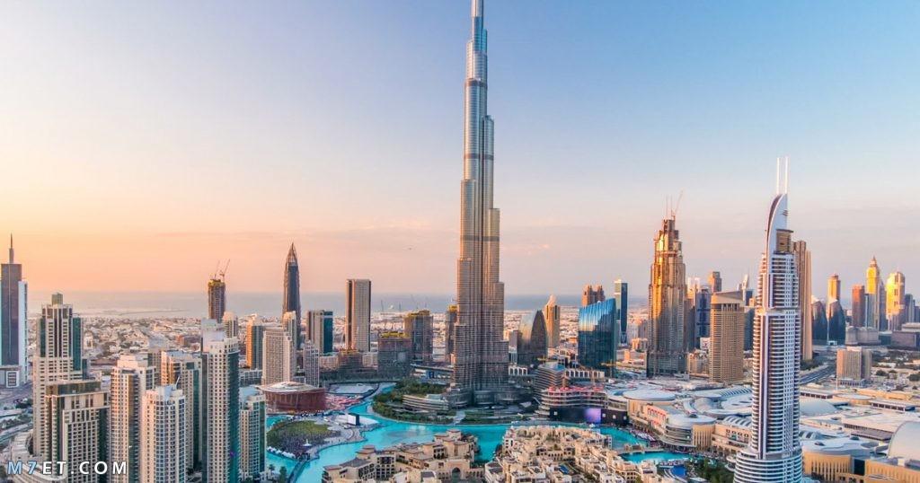 برج خليفة- الامارات