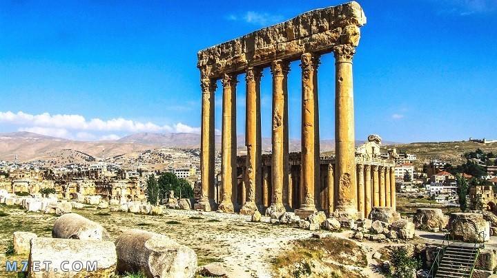 مدينة بعلبك- لبنان