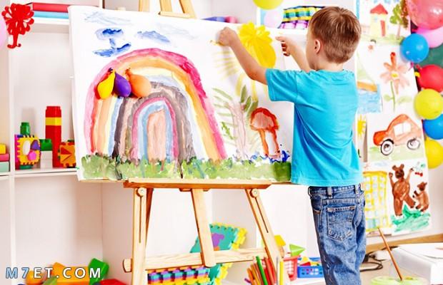 تحليل رسومات الاطفال