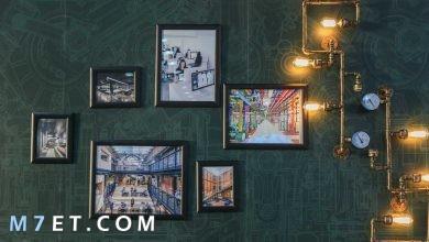 Photo of افكار لتزيين الجدران بالورق والخشب اقتصادية وسريعة