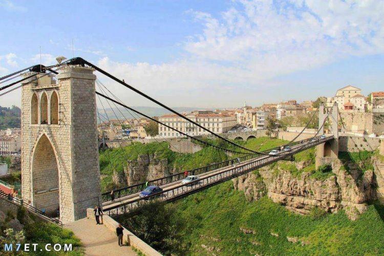 جسر سيدي مسيد- الجزائر