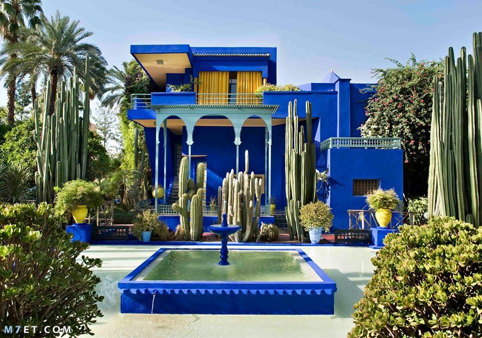 حديقة ماجوريل- المغرب