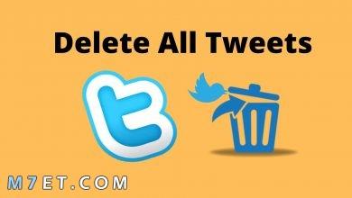Photo of طرق حذف جميع التغريدات والريتويت القديمة نهائياً