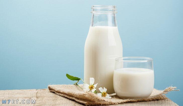 فوائد الحليب والتمر للاطفال