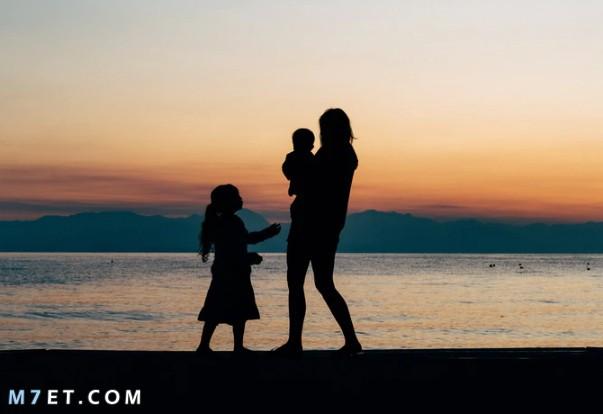 عبارات عن الام
