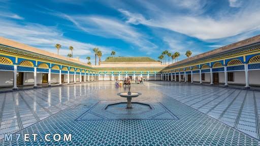 قصر الباهية- المغرب