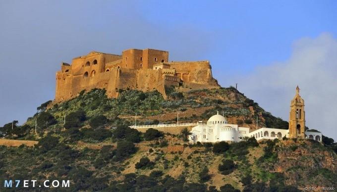 قلعة سانت كروز- الجزائر