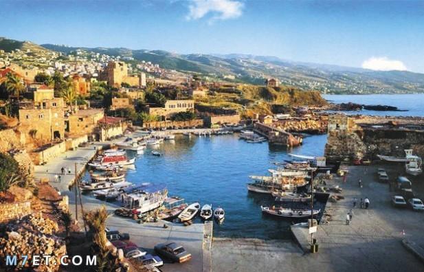 مدينة جبيل- لبنان