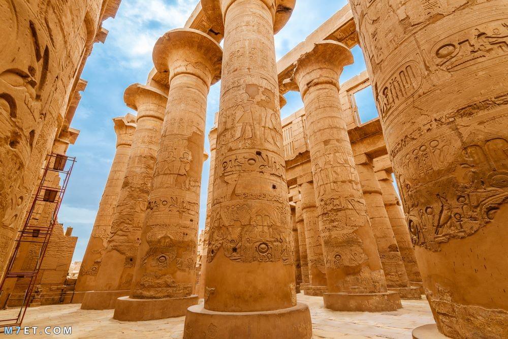 معابد الاقصر- مصر