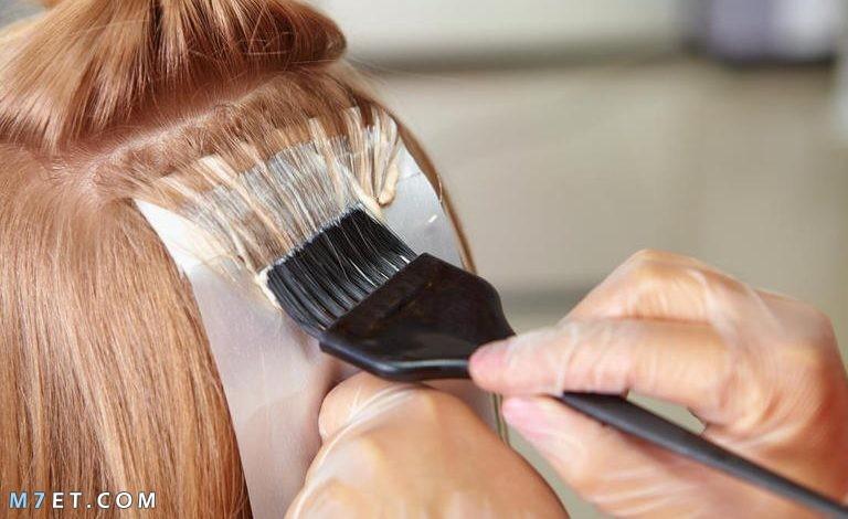 وصفات طبيعية لصبغ الشعر