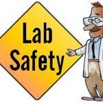 اجراءات السلامة في المختبرات الكيميائية