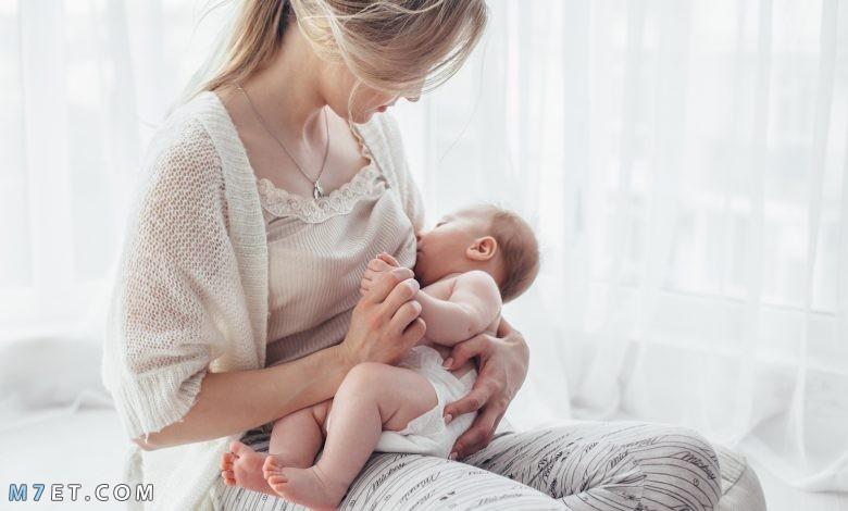 طريقة فطام الطفل