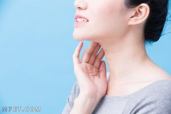 اعراض التهاب الغدد اللمفاوية وطريقة علاجها المجربة