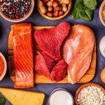 مكونات البروتين للشعر والعضلات ومصادر البروتين الطبيعية