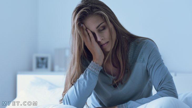 أضرار قلة النوم