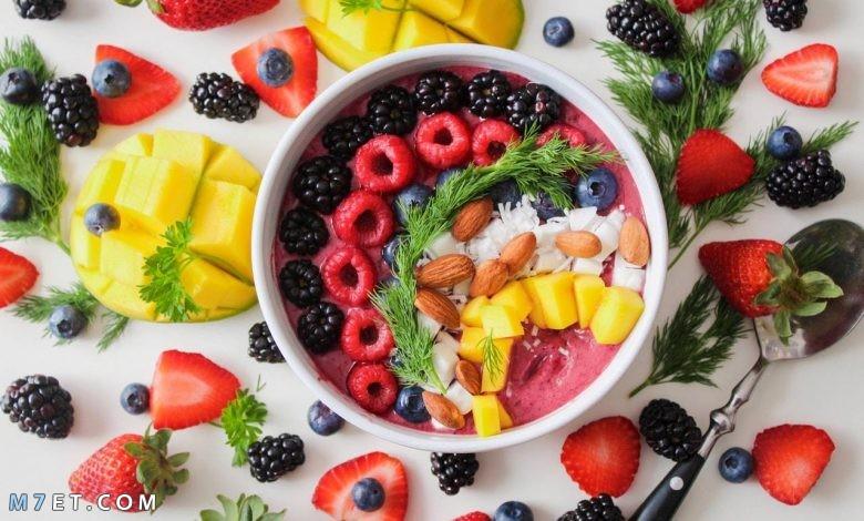 أكل صحي