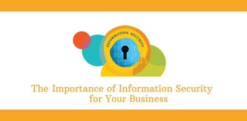 أهمية أمن المعلومات و 8 تهديدات تؤثر على سريتها