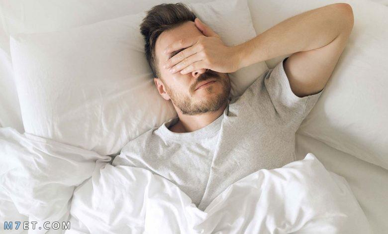 اسباب النوم المتقطع
