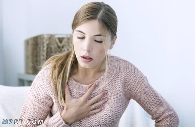 اسباب ضيق التنفس المستمر