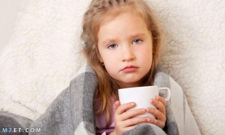 اعراض نزلات البرد