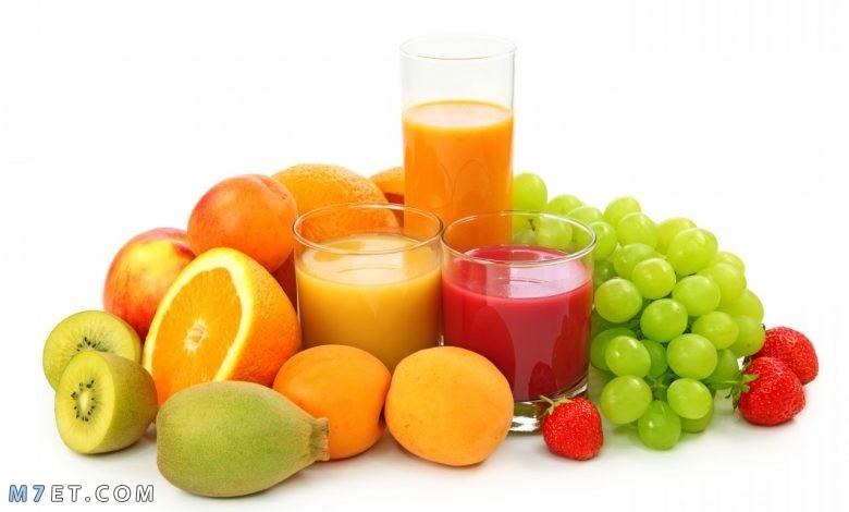 افضل عصير طبيعي