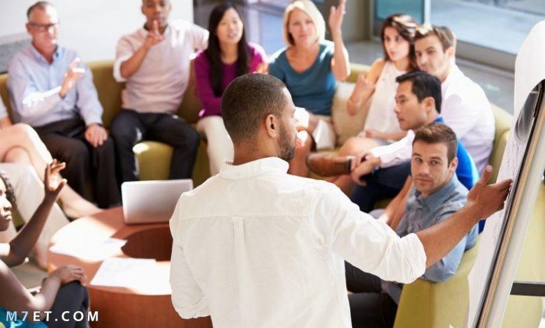 اهمية التدريب التعاوني