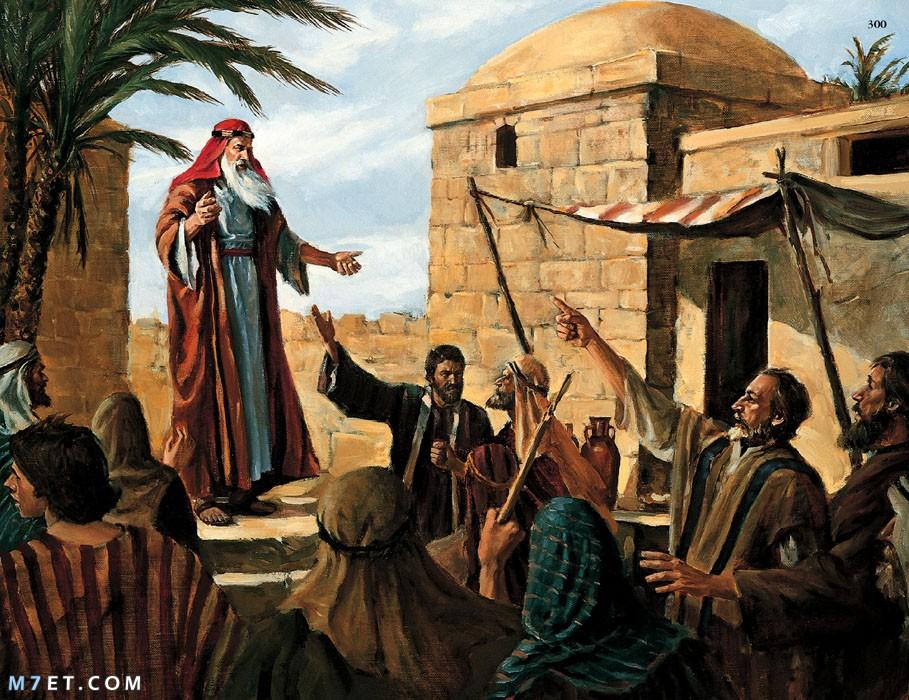 قصص عن الرسول