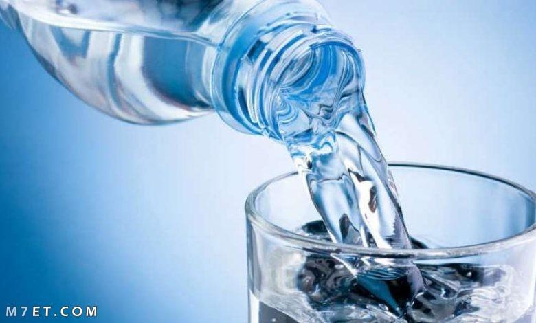 اضرار شرب الماء البارد