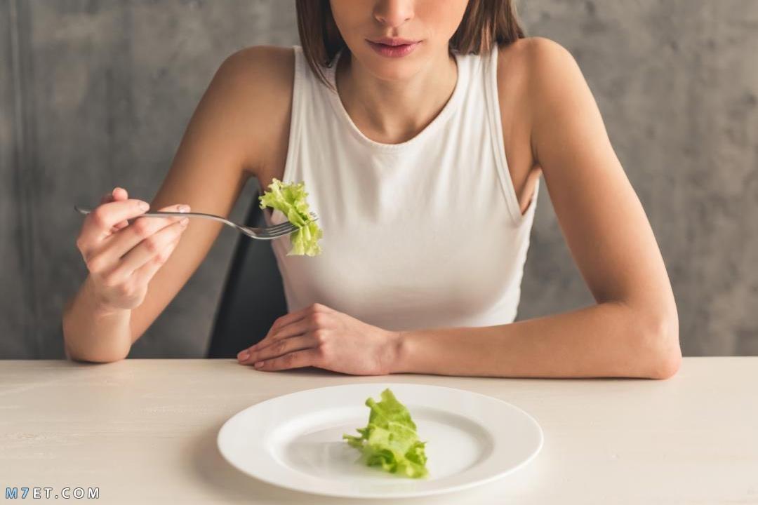 اضرار عدم الأكل