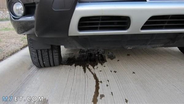 اسباب تسريب زيت ناقل الحركة بالسيارة