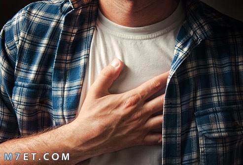 اسباب ضيق التنفس بعد الاكل