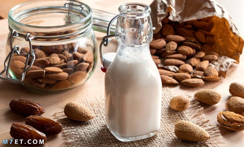 The benefits of milk and dates