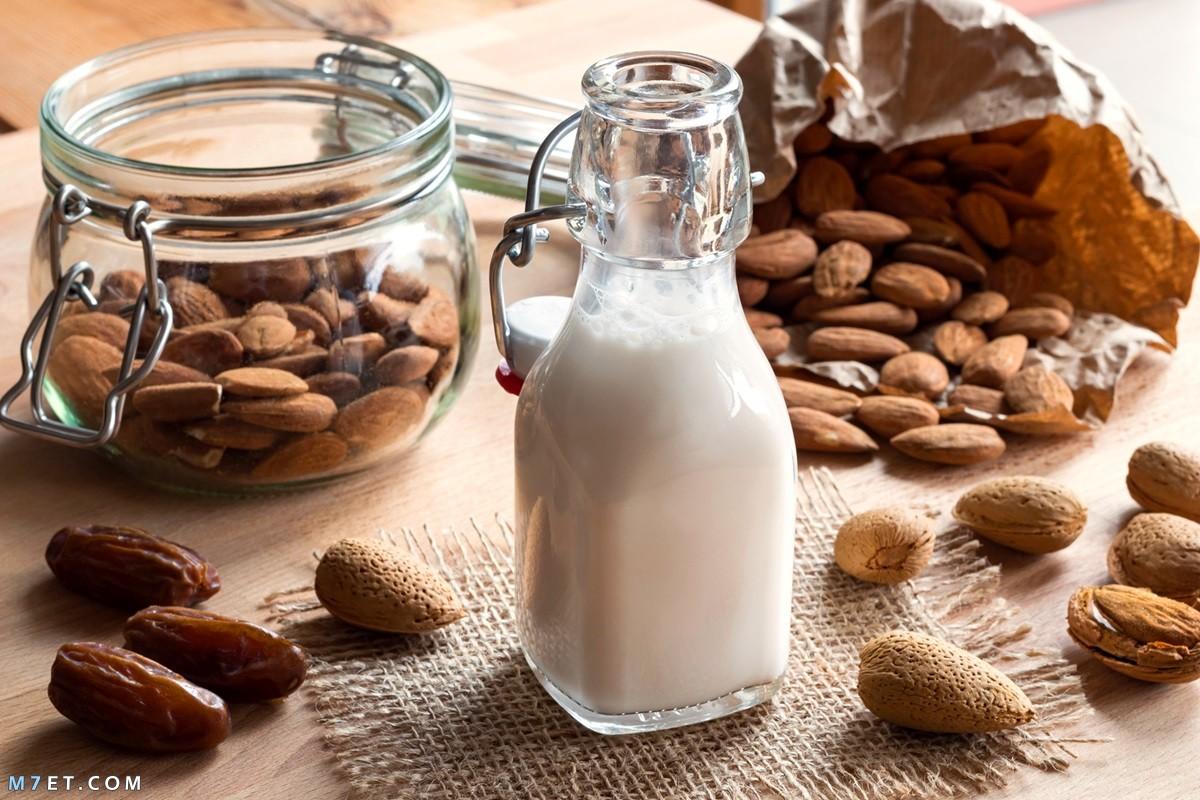 فوائد الحليب والتمر العامة وصفة لزيادة القدرة الجنسية