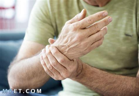 أسباب ألم اليد اليسرى