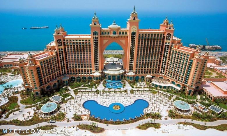 افضل اماكن السياحة في دبي