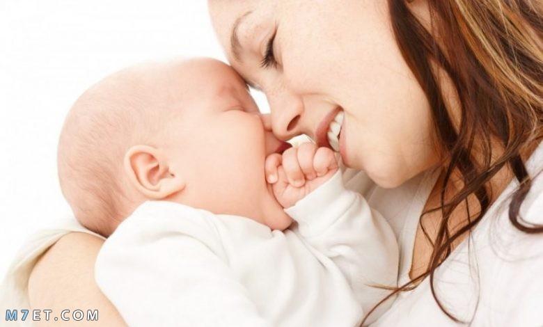 بحث عن الأمومة والطفولة