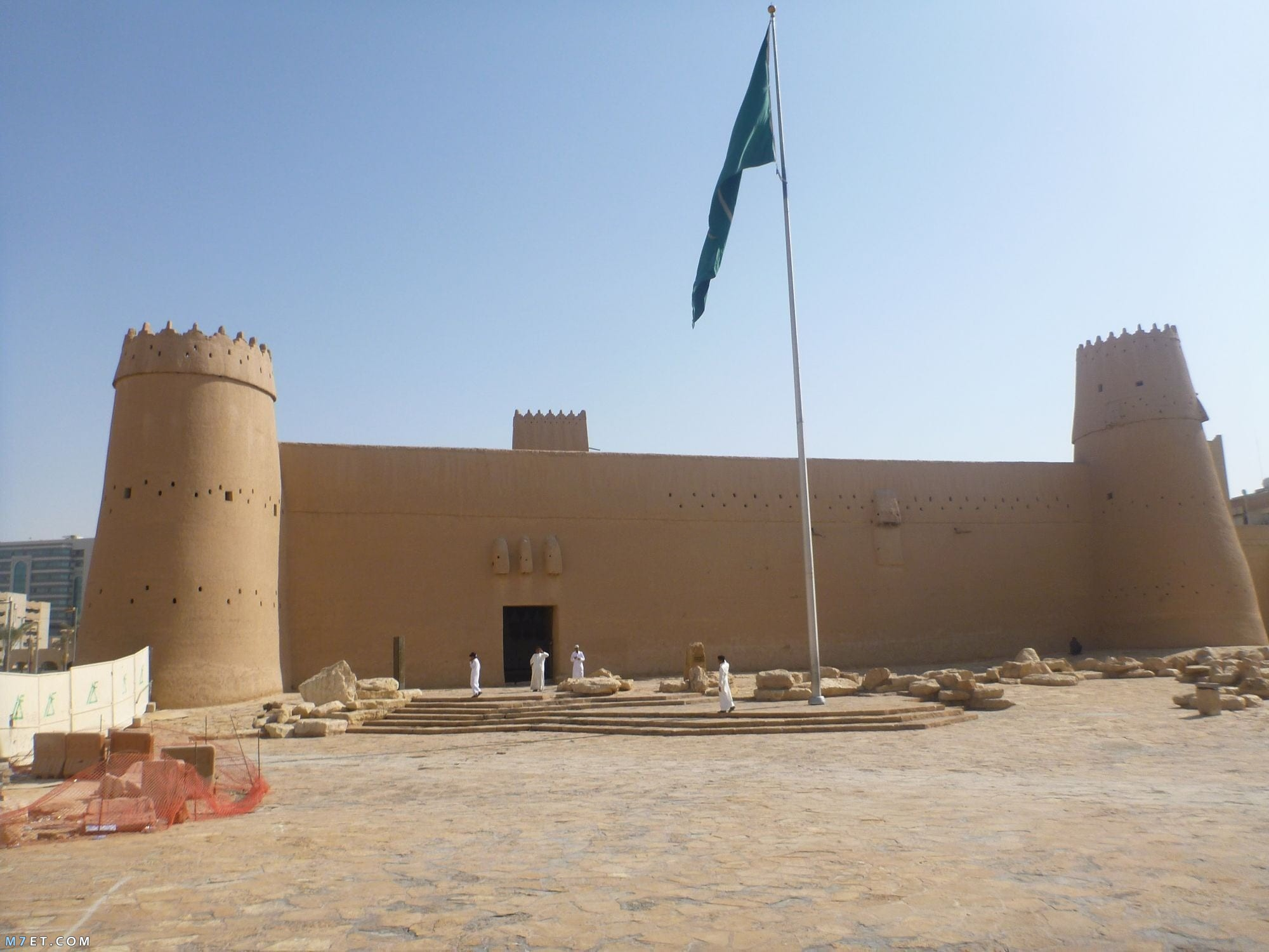 بحث عن قصر المصمك شامل اهم 6 معلومات عن قصر المصمك