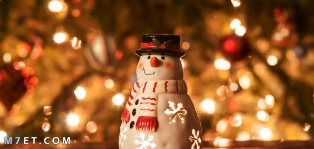 تعبير عن رأس السنة الميلادية بالإنجليزي