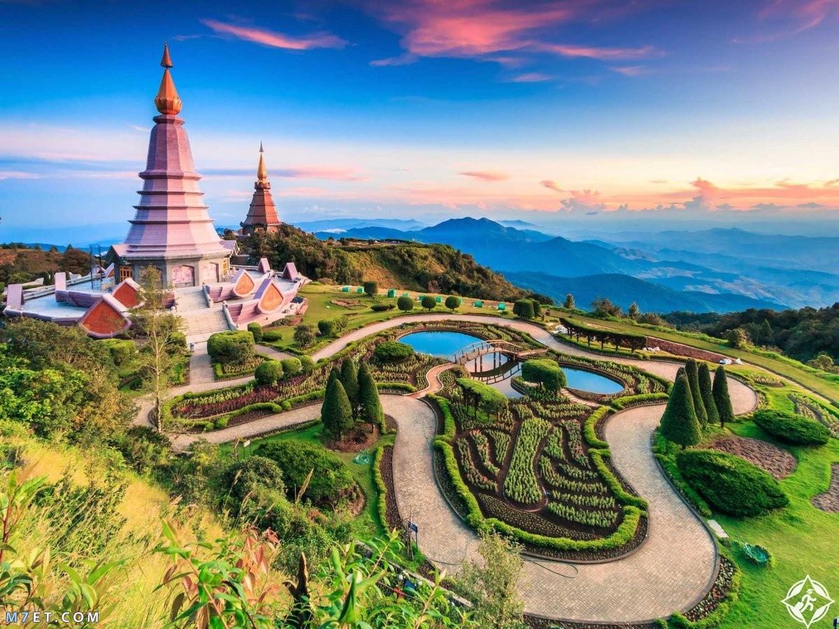 افضل اماكن السياحة في تايلاند