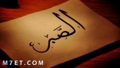 Photo of حكمة عن الصبر تعينك على الحياة برحابة صدر